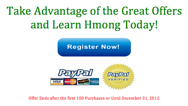 LEARN HMONG LESSONS & TRADITIONS