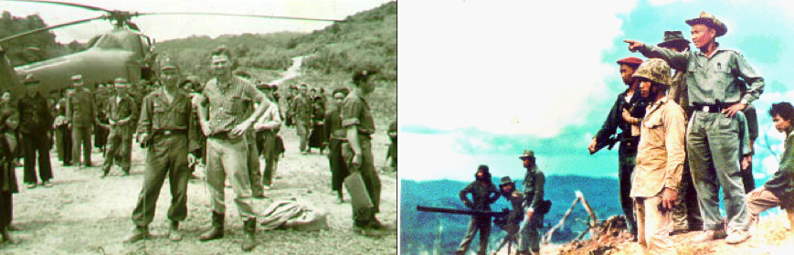 hmong involvement in the vietnam war A lot was going on in laos during the vietnam war his operation was self-financed by selling the opium grown by the hmong in south vietnam thailand was also involved in the war in laos, providing aircraft and troops.